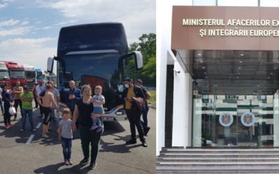 NOTĂ DE POZIȚIE –  repatrierea cetățenilor moldoveni pe timp de pandemie
