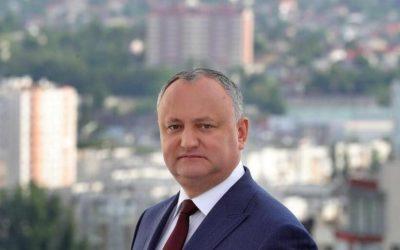 Raport: Igor Dodon domină spațiul mediatic înainte de startul oficial al campaniei electorale